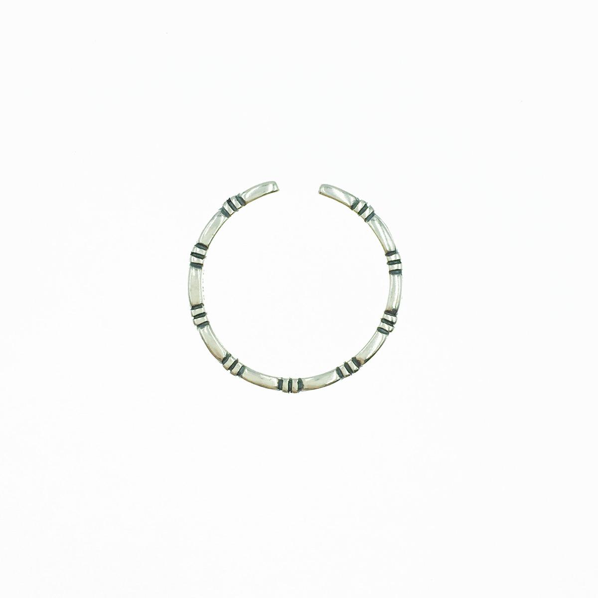 韓國 925純銀 金屬 歐美風 可調式 戒指