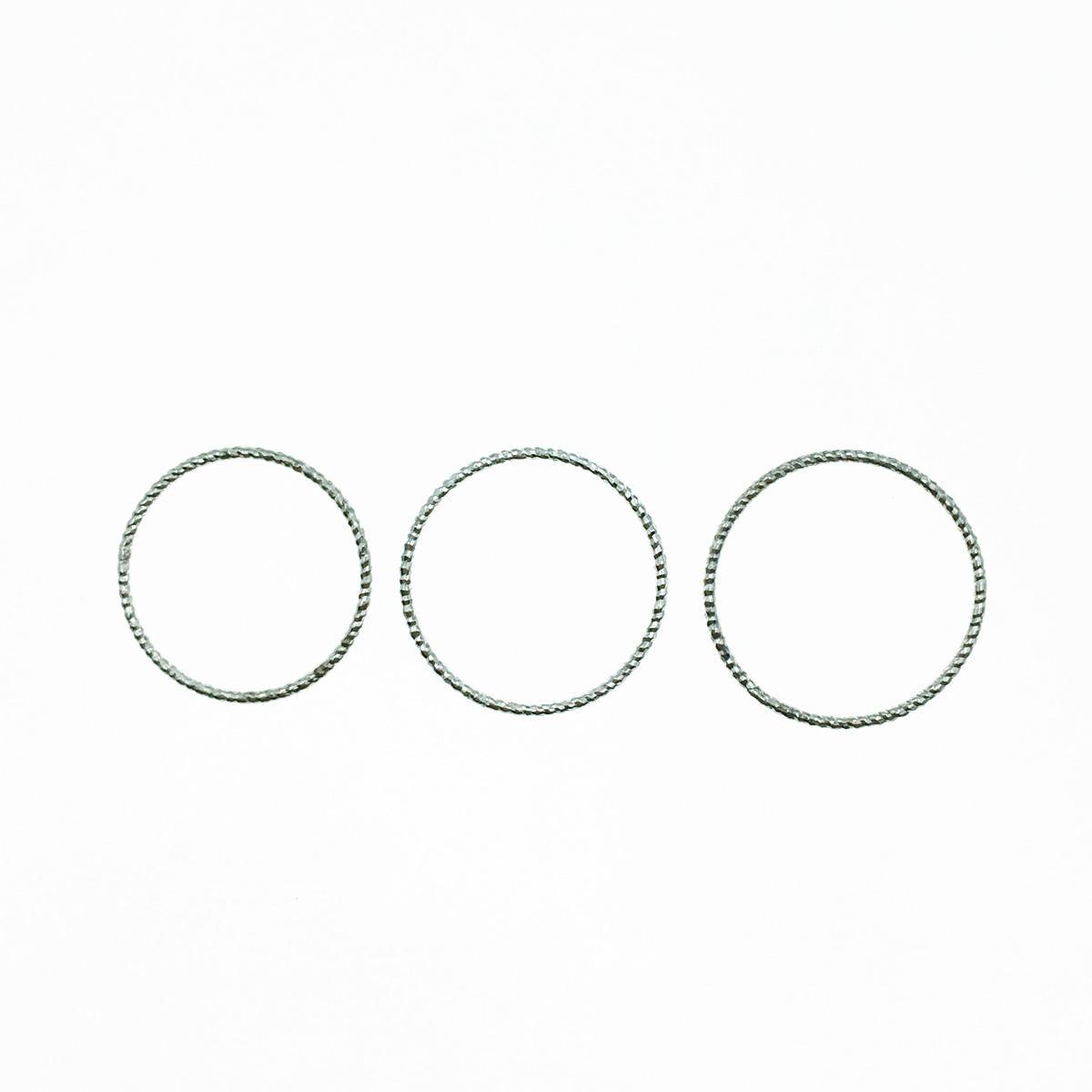 韓國 925純銀 刻紋 簡約百搭款 戒指