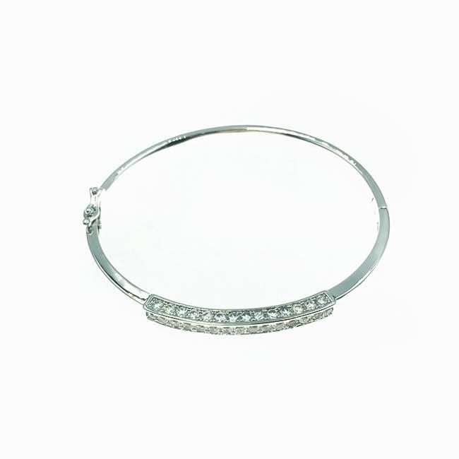 韓國 水鑽 滿版 氣質優雅風 質感 手環