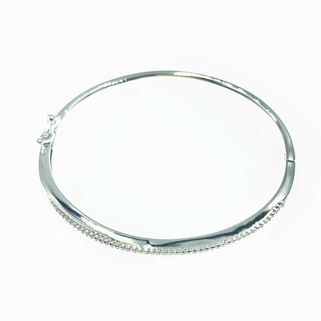 韓國 水鑽 交叉設計 甜美氣質款 質感 手環