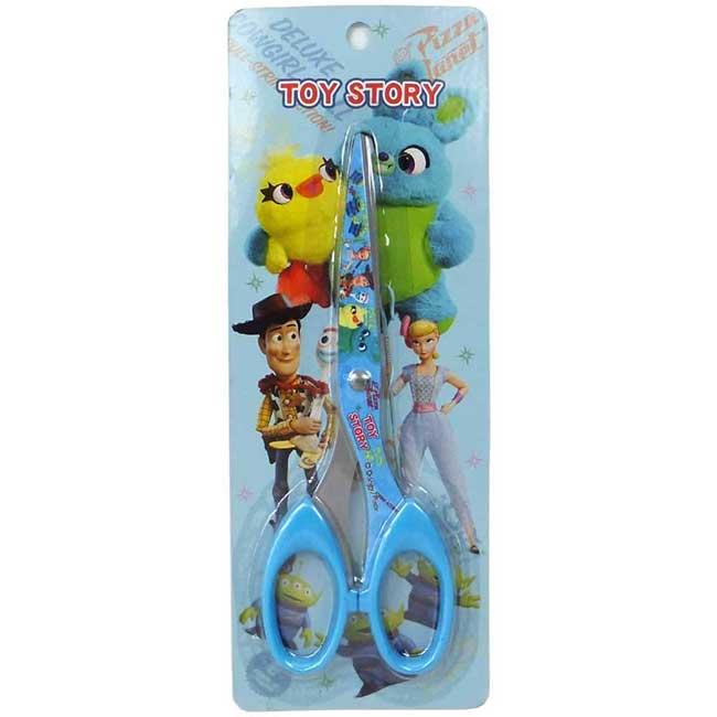 剪刀 迪士尼 皮克斯 玩具總動員 文具 造型剪刀 日本進口正版授權