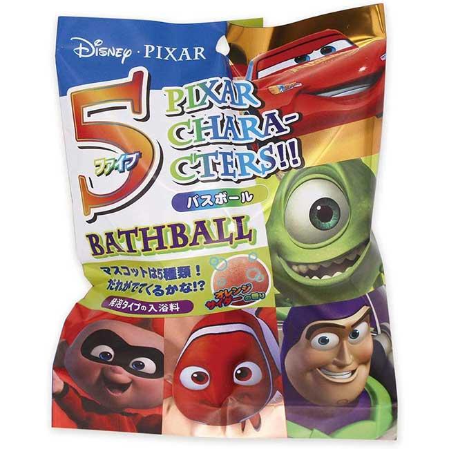 沐浴球 迪士尼 皮克斯 玩具總動員 造型沐浴球 日本進口正版授權