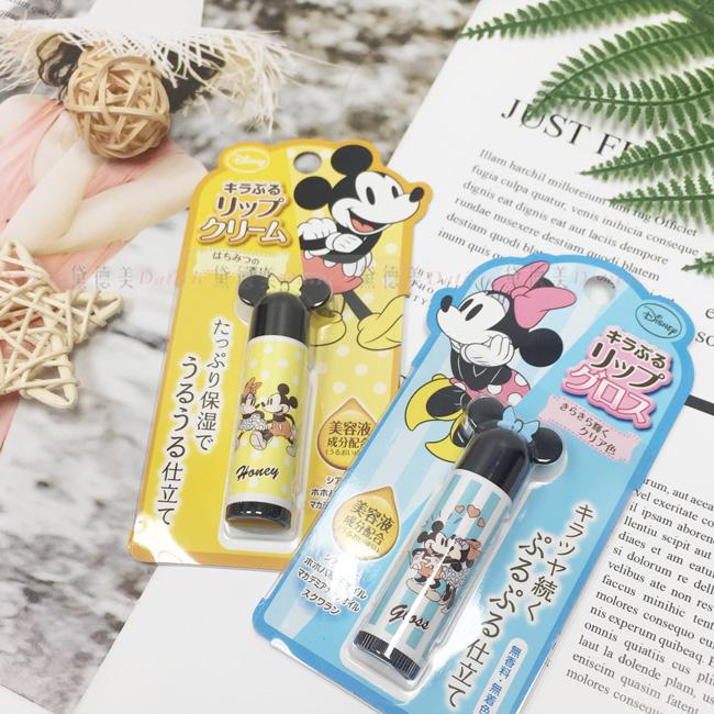 CBIC迪士尼 保濕光潤護唇膏 兩款選 正版授權