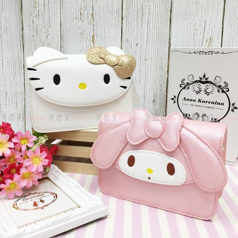 三麗鷗 造型側背包 包包  兩款 日本進口