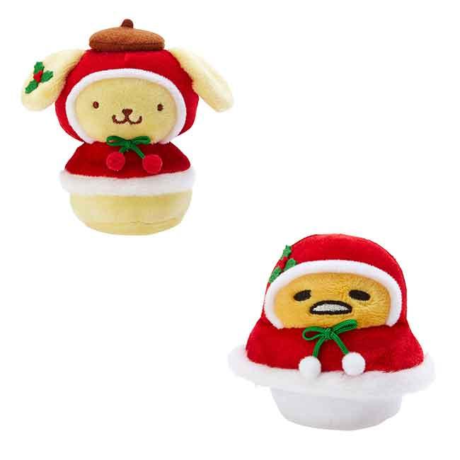 三麗鷗 聖誕節娃娃 兩款 日本進口