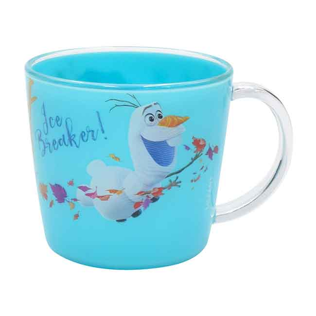 迪士尼 冰雪奇緣 雪寶230ml水杯 韓國製