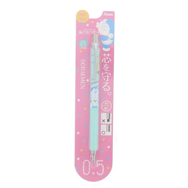 0.5自動鉛筆 日本 哆啦A夢 小叮噹 造型自動鉛筆 日本進口正版授權