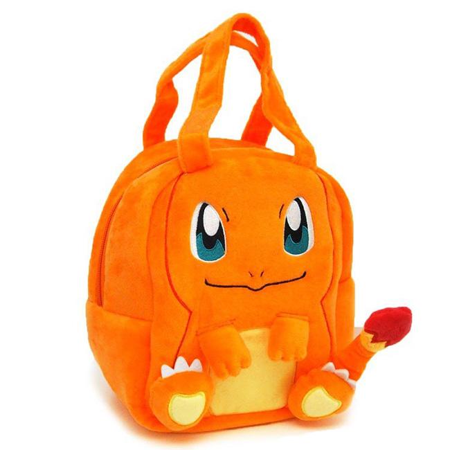 手提包 寶可夢 小火龍 造型手提包 日本進口正版授權