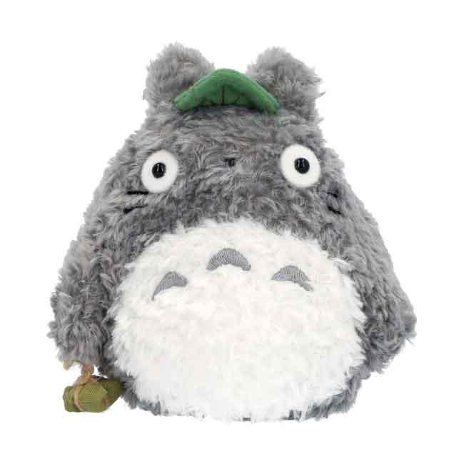 宮崎駿 龍貓造型絨毛娃娃 玩偶 日本進口