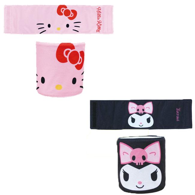 捲筒衛生紙套 三麗鷗 凱蒂貓 Kitty 酷洛米 造型捲筒衛生紙套 日本進口正版授權