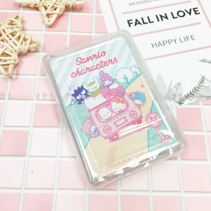 撲克牌 三麗鷗 Hello Kitty 凱蒂貓 KT貓 牌 正版授權