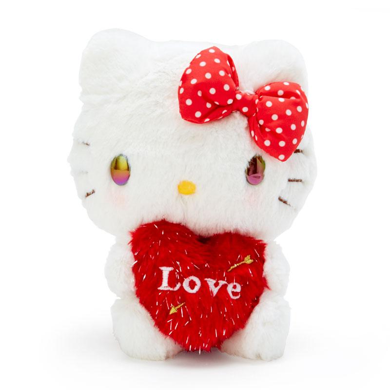 玩偶 三麗鷗 Hello Kitty 愛心 love 絨毛娃娃 日本進口