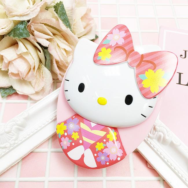 梳子 三麗鷗 Hello Kitty 和服 髮梳 日本進口