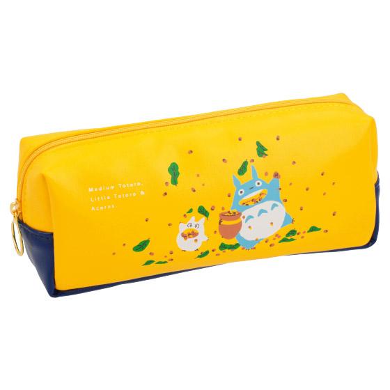 筆袋 宮崎駿 熊貓 收納袋 正版授權日本進口