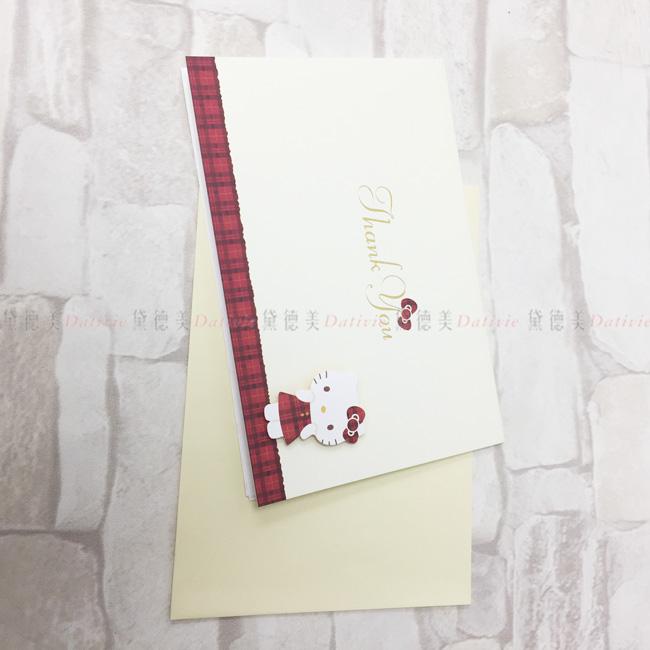 卡片 KITTY 三麗鷗 萬用卡 正版授權