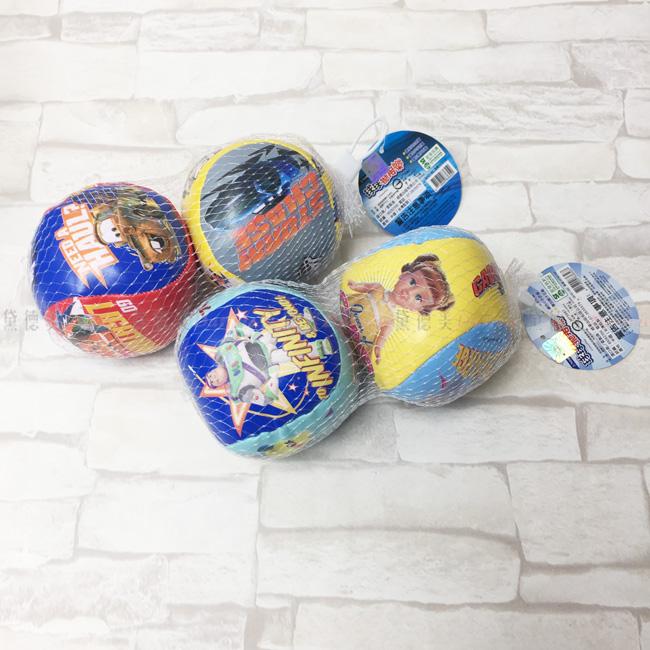 球球 拋接球 兒童玩具 迪士尼 兩款 正版授權
