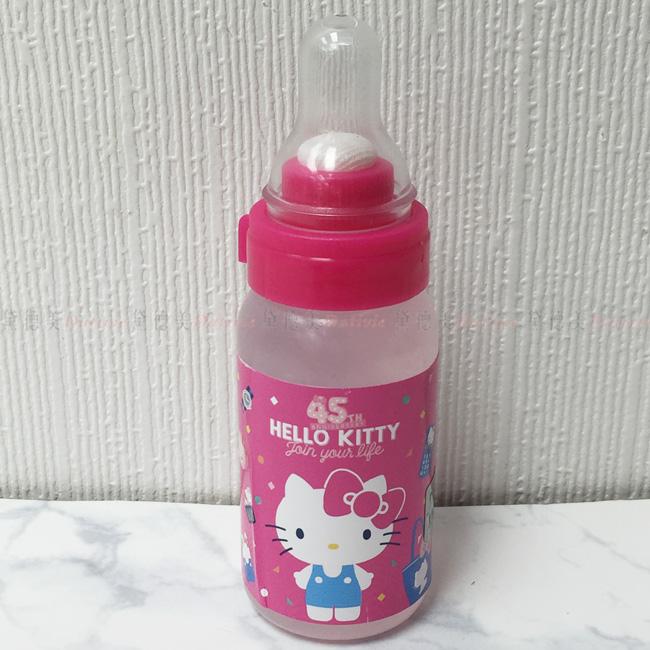 奶瓶 膠水 kitty 三麗鷗 40ml 正版授權