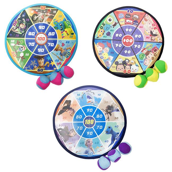 玩具 迪士尼 TSUM TSUM 玩具總動員 冰雪奇緣 布球黏黏樂 正版授權