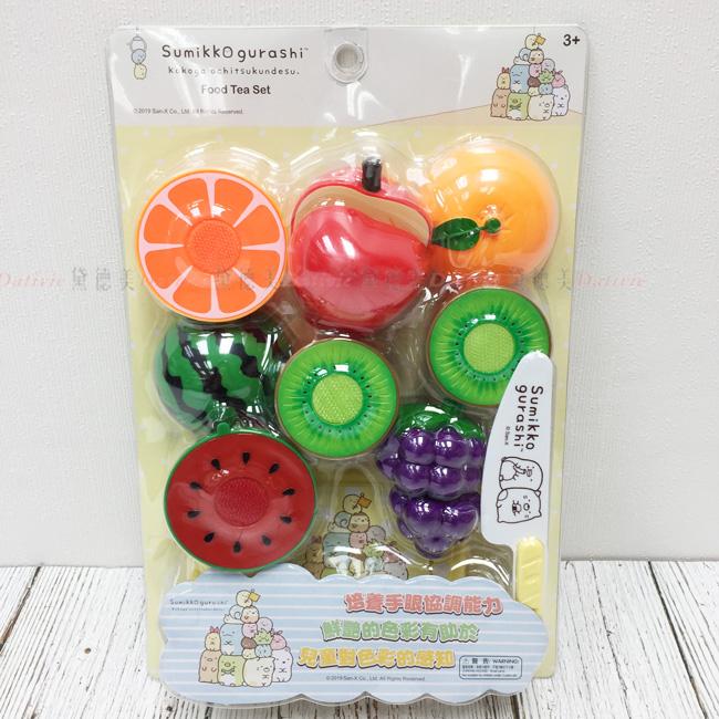 兒童玩具 角落生物 小夥伴 水果切 遊戲 正版授權