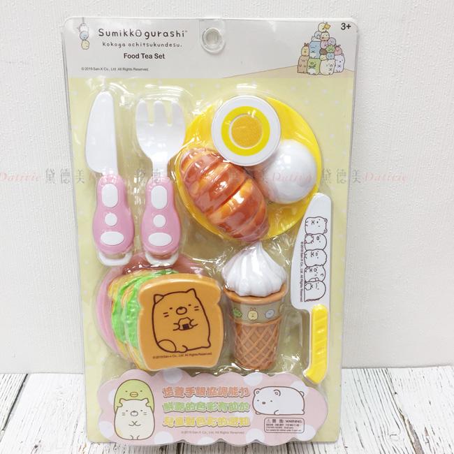 兒童玩具 角落生物 小夥伴 切麵包組合 遊戲 正版授權