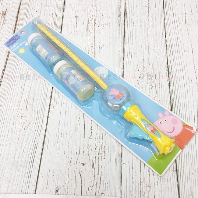 吹泡泡 兩入遊戲 佩佩豬 粉紅豬小妹 正版授權