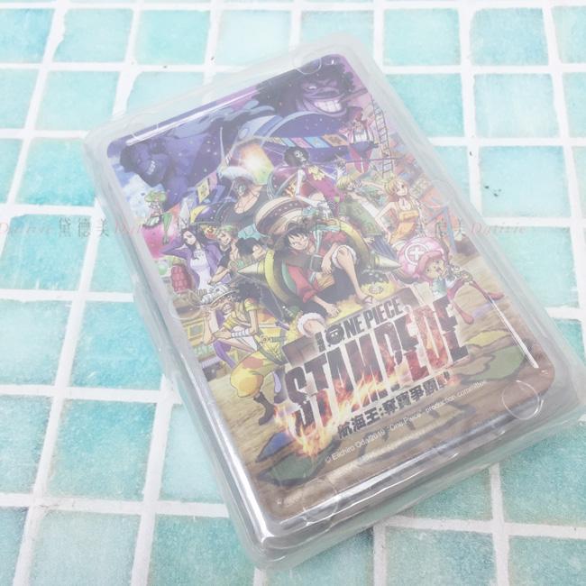 航海王 撲克牌 電影版 遊戲 正版授權