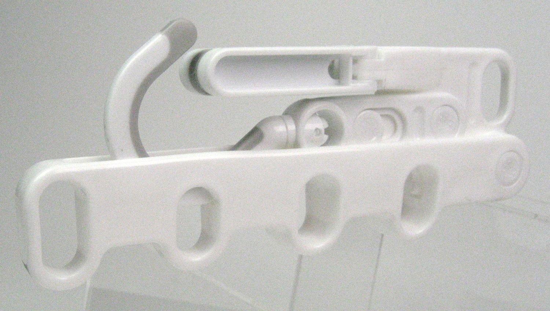 衣架 立體 5連 掛勾 日本製造進口
