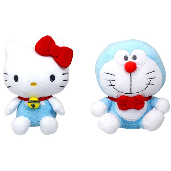 娃娃 三麗鷗 Hello Kitty 凱蒂貓 KT貓 哆啦A夢 小叮噹 造型娃娃 日本進口正版授權