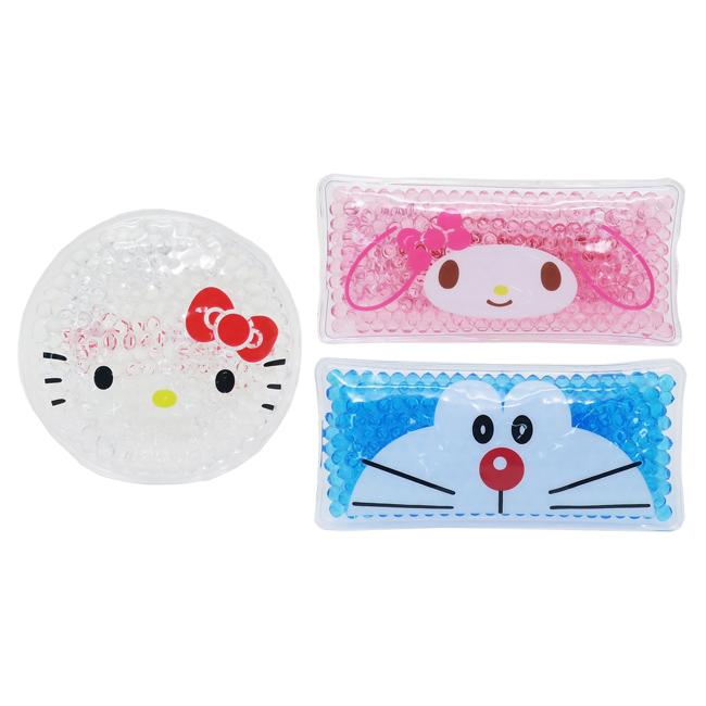 保冷劑 三麗鷗 Hello Kitty 美樂蒂 哆啦A夢 造型保冷劑 日本進口正版授權