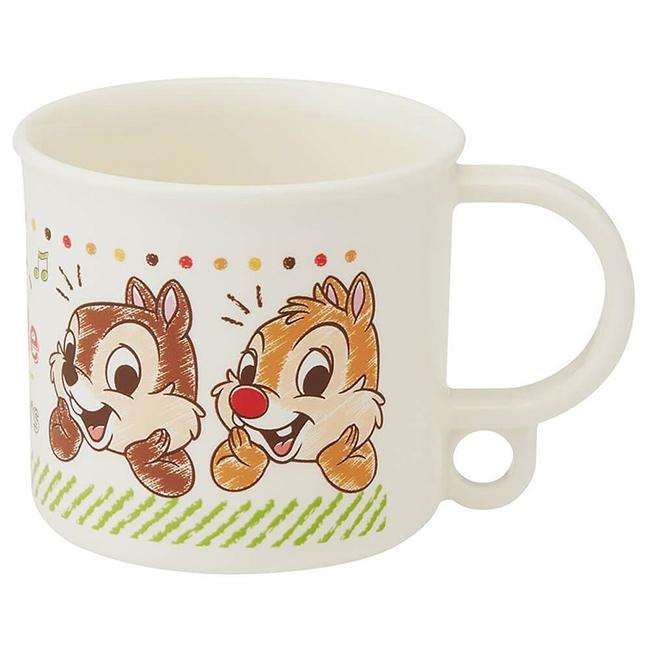 200ml水杯 日本 迪士尼 Disney 奇奇蒂蒂 漱口杯 日本進口正版授權