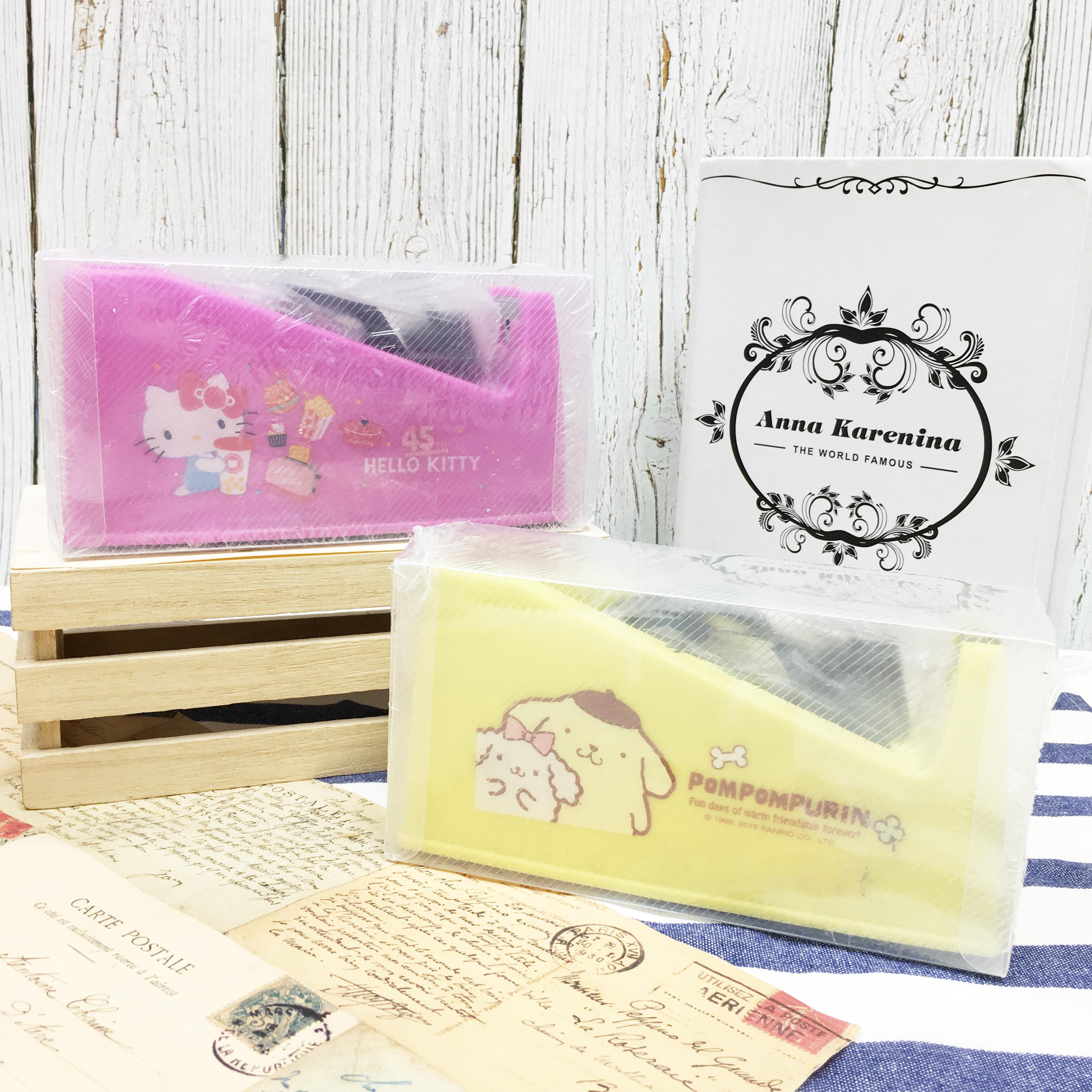 大膠台 三麗鷗 Hello Kitty 布丁狗 桌上型 兩款 正版授權