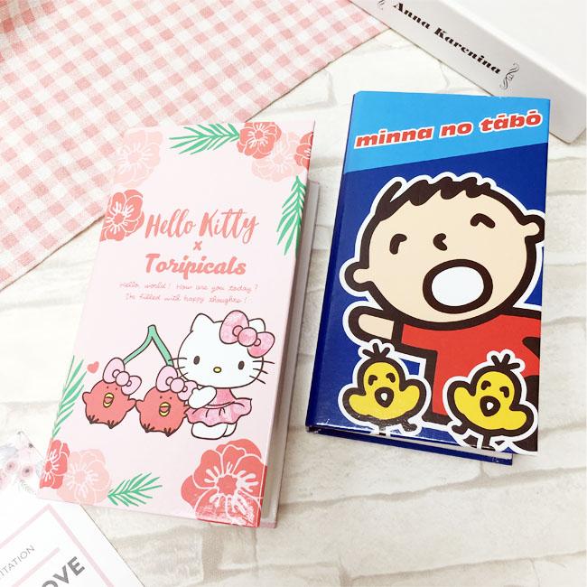名片本 三麗鷗 Hello Kitty tori 大寶 120個 兩款 正版授權