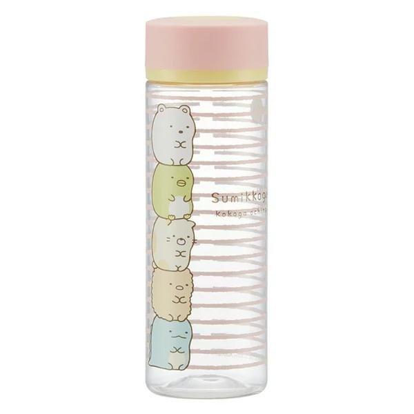 冷水壺 SAN-X 角落生物 隨身杯 冷水瓶 泡茶網 400ml 日本進口正版授權