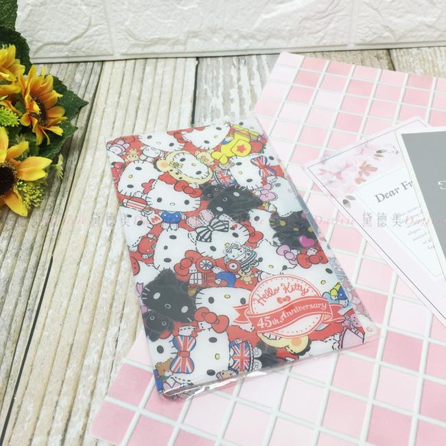 三麗鷗 KITTY  PP 名片本 收納名片 96入 正版授權