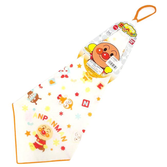 擦手巾 日本 麵包超人 日本進口正版授權