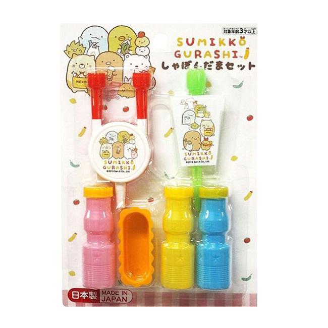 吹泡泡 日本 角落生物 兒童 玩具 孩童 日本進口正版授權
