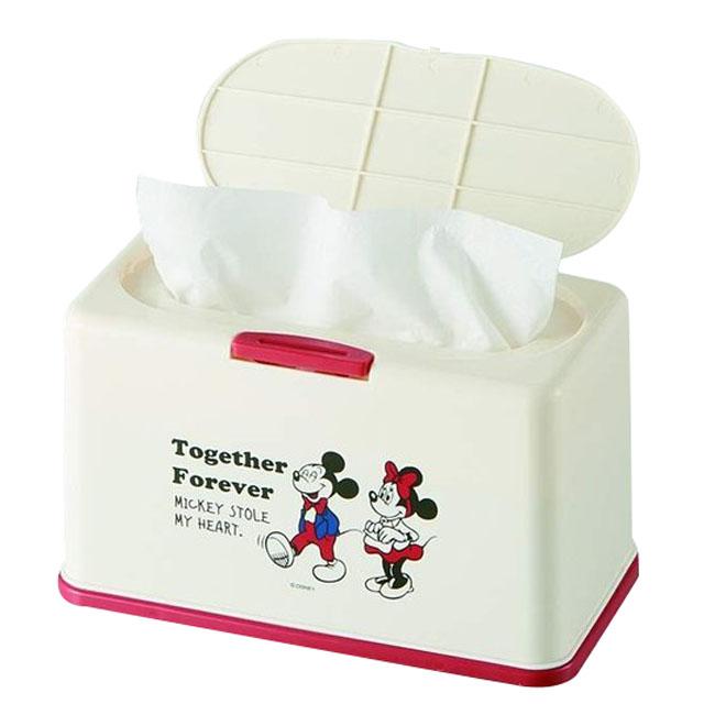 面紙盒 迪士尼 米奇 米妮 抽取式 日本進口正版授權