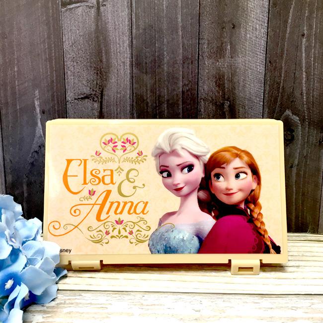 口罩盒 迪士尼 冰雪奇緣 艾莎 Elsa Anna 口罩收納盒 正版授權