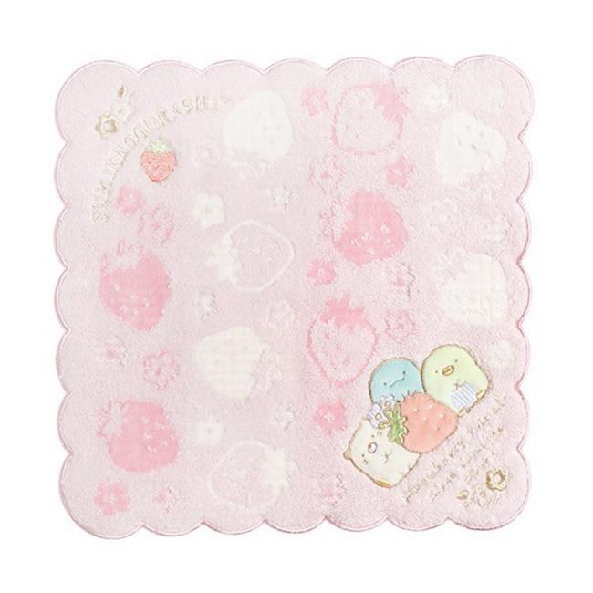 手帕 SAN-X 角落生物 角落小夥伴 手巾 日本進口正版授權
