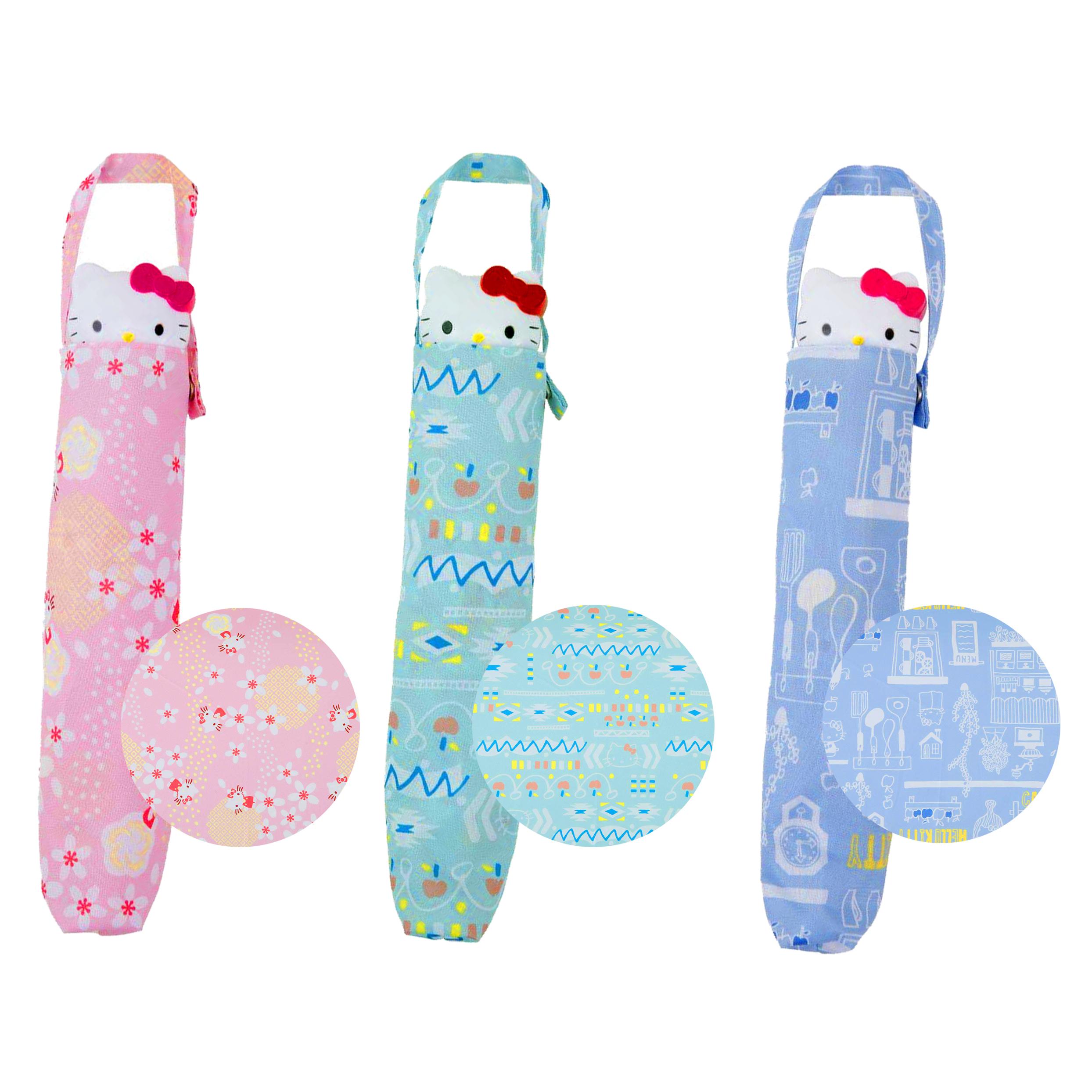造型摺疊傘 三麗鷗 Hello Kitty 3款 手開式 抗UV 晴雨兩用 雨傘 日本進口正版授權