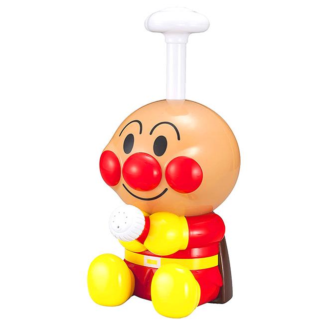 造型噴水壺 麵包超人 沙灘玩具 日本進口正版授權