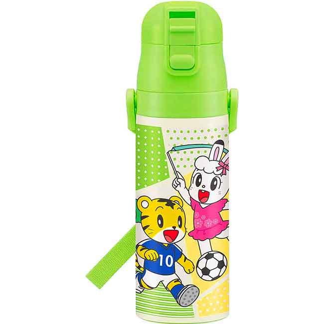 超輕量不鏽鋼直飲保溫水壺 巧虎 Skater 470ml 水瓶 日本進口正版授權