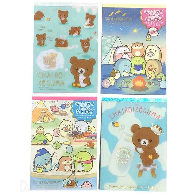 大便條 日本 SAN-X 拉拉熊 懶懶熊 想長大系列 角落生物 memo紙 日本進口正版授權