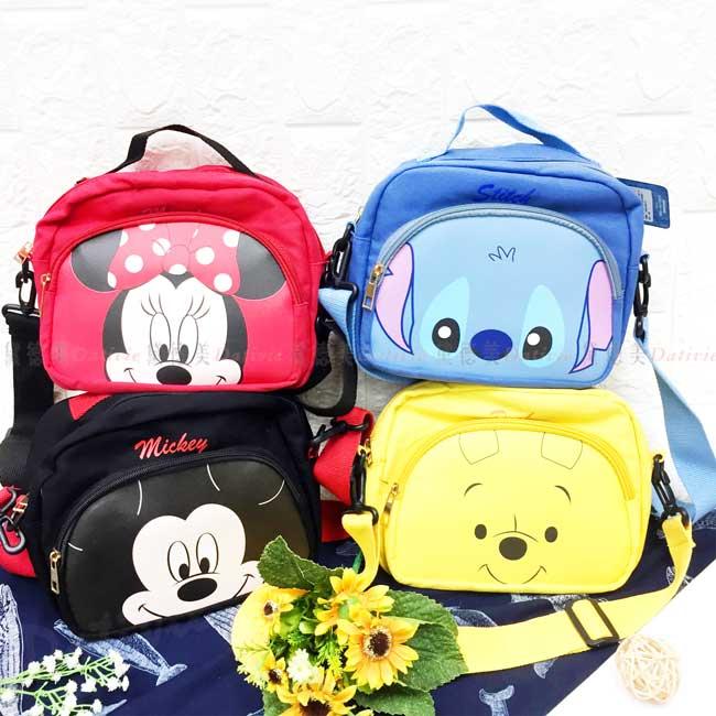 饅頭包 迪士尼 Disney 米奇 米妮 維尼 史迪奇 造型包包 正版授權