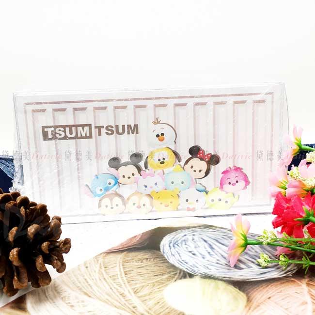 貨櫃面紙盒 Disney 迪士尼 TSUM TSUM 衛生紙盒 正版授權