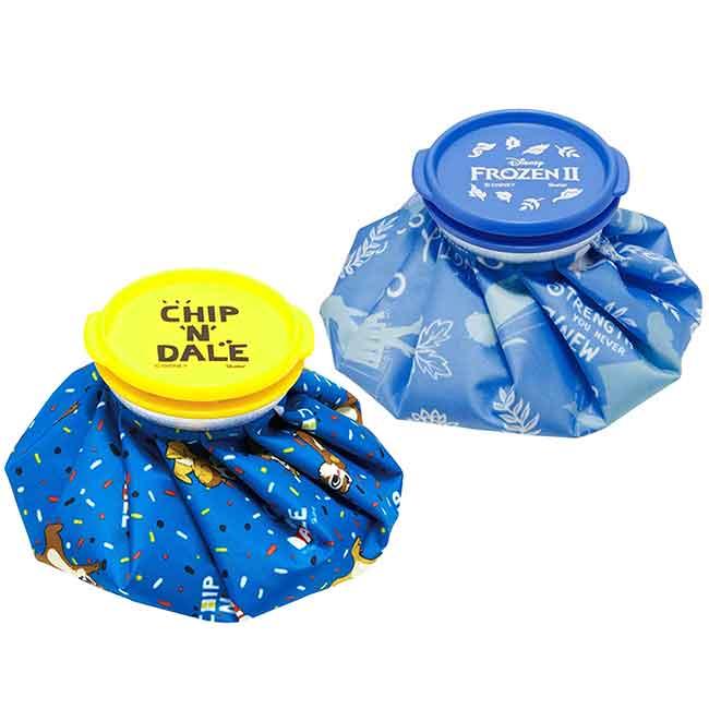 萬用冰敷袋 迪士尼 奇奇蒂蒂 冰雪奇緣 ICE BAG Skater 日本進口正版授權