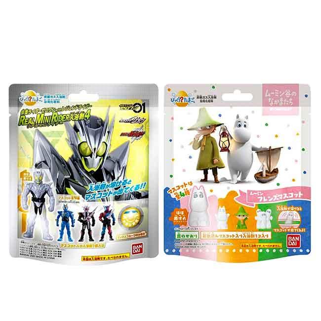 沐浴球 嚕嚕米 Moomin 假面騎士 洗澡球 日本進口正版授權