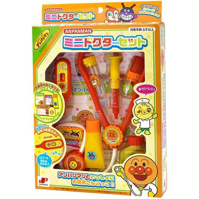 醫生玩具 麵包超人 JoyPalette ANPANMAN 兒童玩具 日本進口正版授權