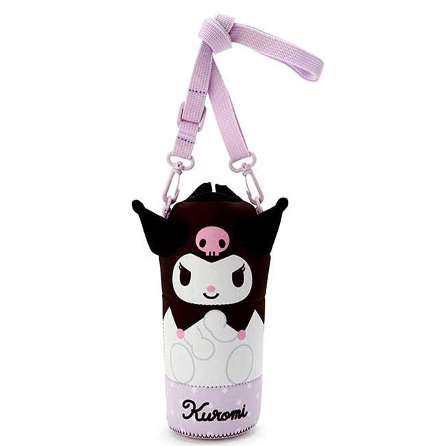 造型寶特瓶套 三麗鷗 酷洛米 附背帶 水壺套 日本進口正版授權