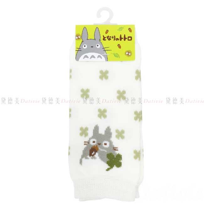 腿圍脖襪套 宮崎駿 龍貓 totoro 豆豆龍 12~15cm 保暖襪套 日本進口正版授權